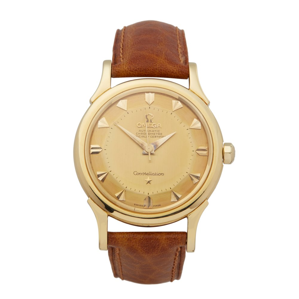 66c1cf4f1a6 Second Hand Omega Constellation Watch – Pre-owned Watches