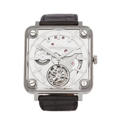 Bell & Ross Tourbillon Micro-Rotor - BR-X