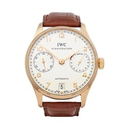 IWC Portuguese 18K Yellow Gold - IW500701