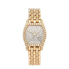 Cartier Tortue 18K Yellow Gold - OO64