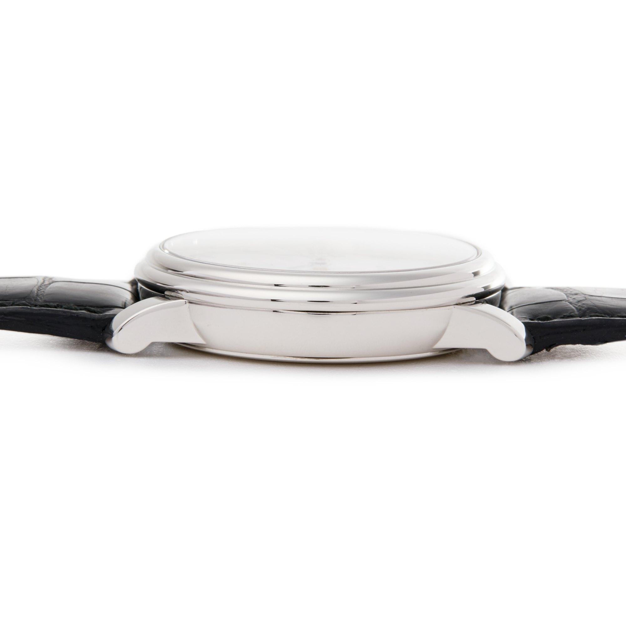 Blancpain Villeret 5 Jours Platinum 6613-3403-55B
