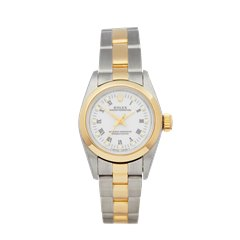 Rolex Oyster Perpetual 26 Stainless Steel & 18K Yellow Gold - 67183