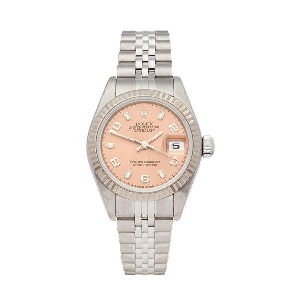 Rolex Datejust 26 Stainless Steel & 18K White Gold - 69174