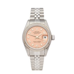 Rolex Datejust 26 Stainless Steel & 18K White Gold - 69174