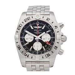 Breitling Chronomat GMT Stainless Steel - AB0420B9/BB56