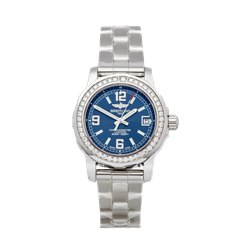 Breitling Colt Diamond Stainless Steel - A7738753/C850