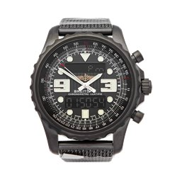 Breitling Aerospace Dlc Coated Stainless Steel - M7836522/L521