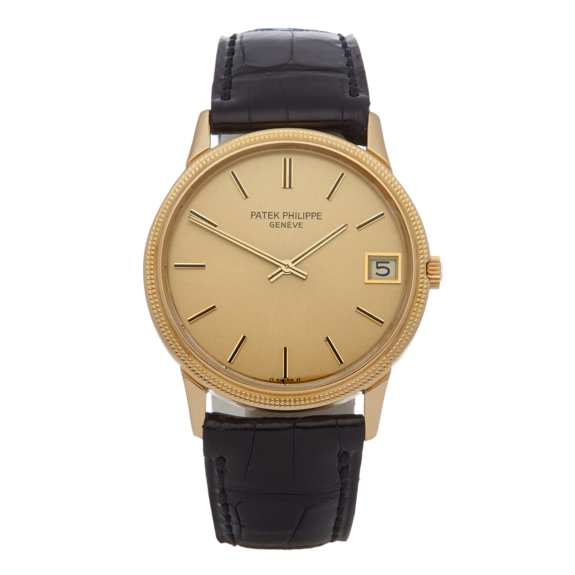 Patek Philippe Calatrava 18K Yellow Gold 3602