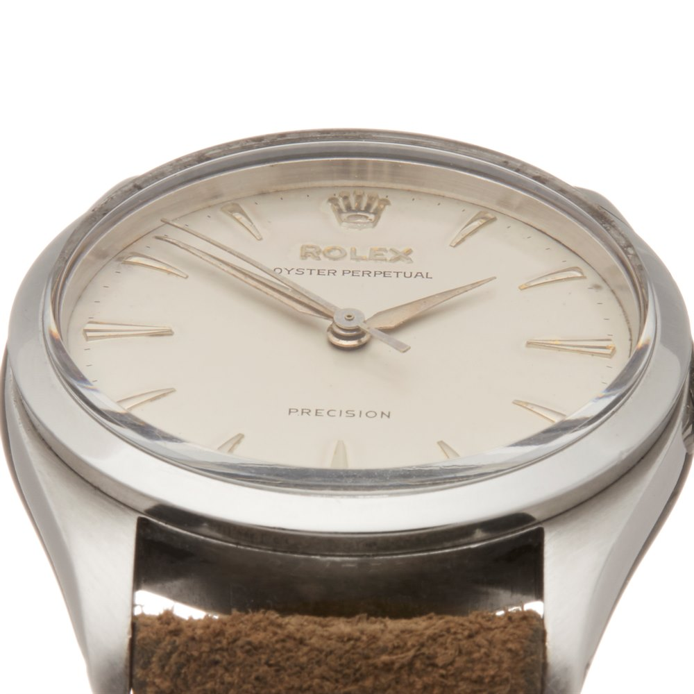 Rolex Oyster Perpetual Pre Explorer 36 Stainless Steel 6150