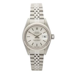 Rolex Datejust 26 Stainless Steel & 18K White Gold - 79174