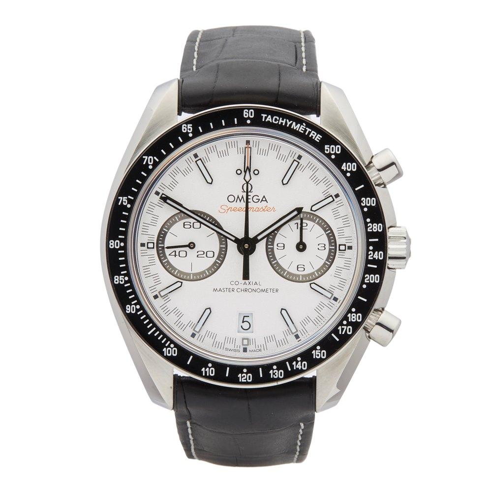 Omega Speedmaster Speedmaster Racing Chronograph Stainless Steel 329.33.44.51.04.001