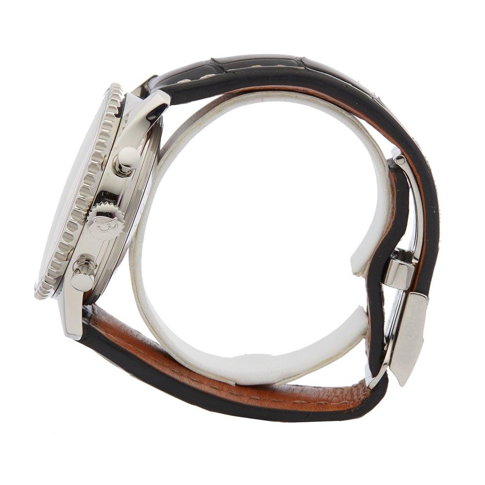 Breitling Navitimer Chronograph Stainless Steel AB0120