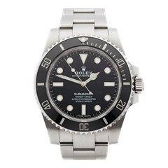 Rolex Submariner Non Date Stainless Steel - 114060