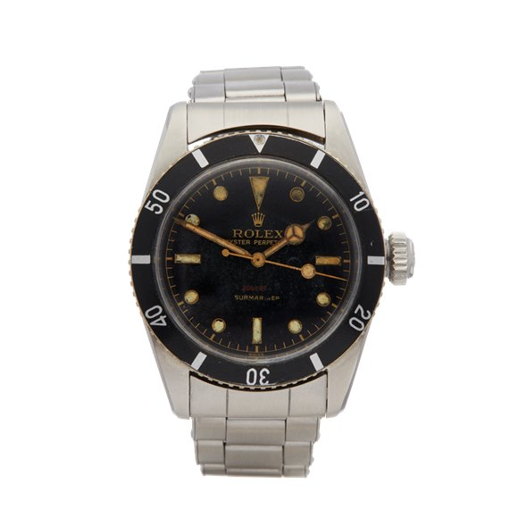 "Rolex Submariner ""Red Depth"" Units Only"