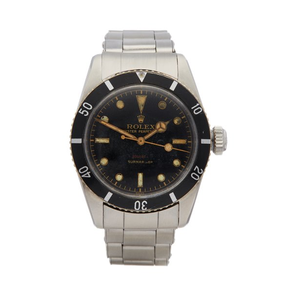 """Rolex Submariner """"Red Depth"""" Units Only"""