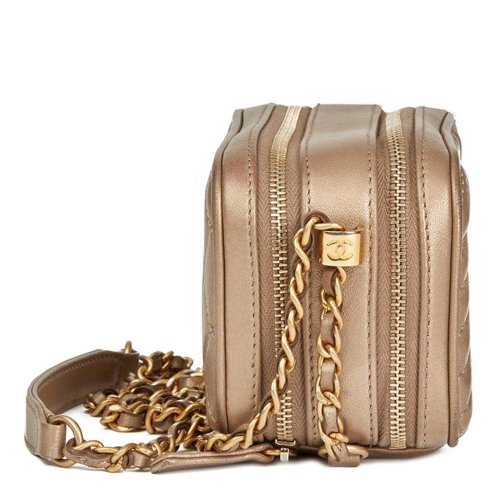 97af213c52726b Chanel Small Coco Boy Camera Case Bag 2015 HB1996 | Second Hand Handbags