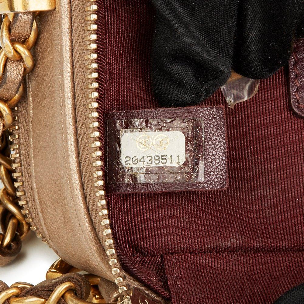 4ba2ac37b02b Chanel Small Coco Boy Camera Case Bag 2015 HB1996 | Second Hand Handbags