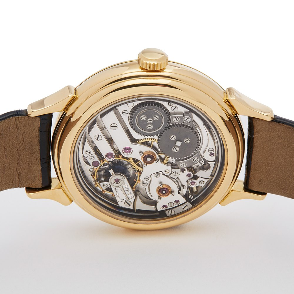 Andersen Minute Repeater Yellow Gold