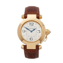 Cartier Pasha de Cartier 18K Yellow Gold - WJ11891G