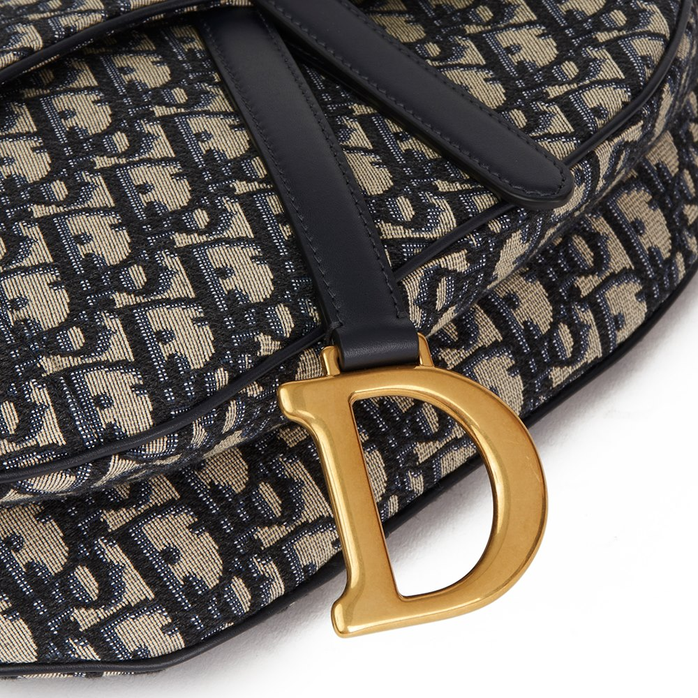 ed700f40d Christian Dior Saddle Bag 2018 HB2038   Second Hand Handbags   Xupes