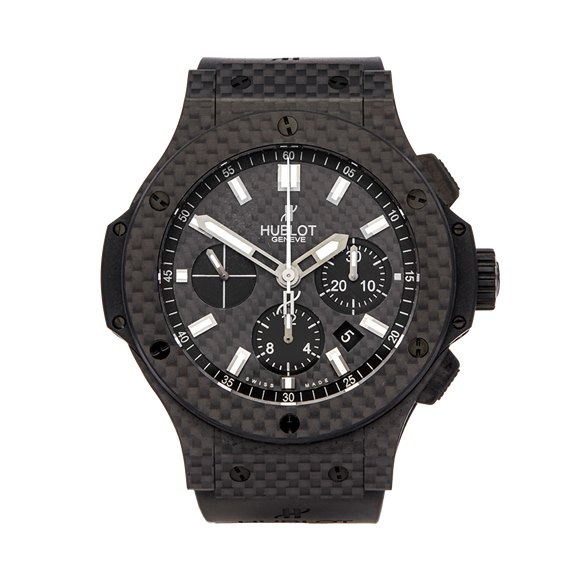 Hublot Big Bang Chronograph Carbon Fibre - 301.QX.1721.RX