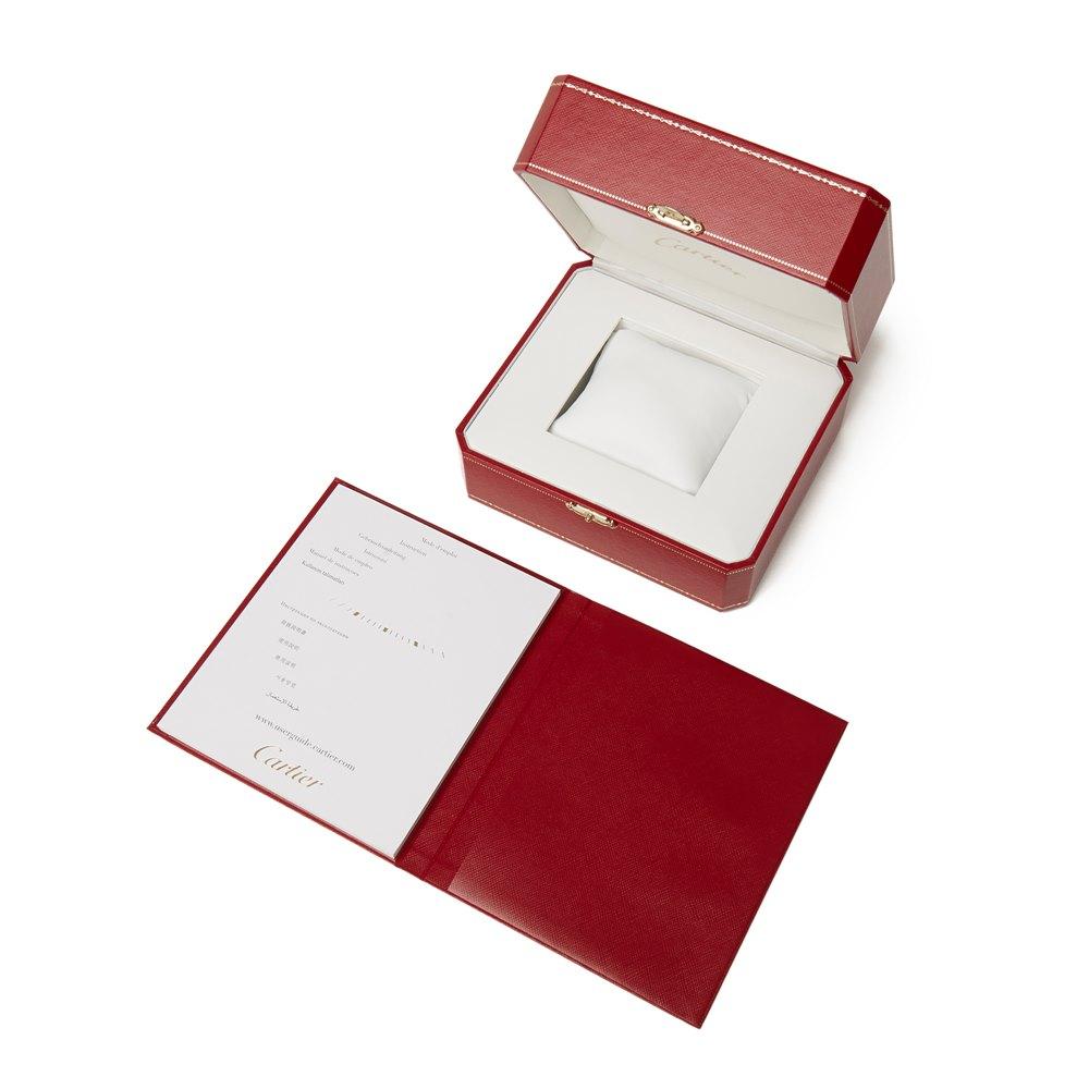 Cartier Santos 100 18k Rose Goud W20108Y1 or 2879