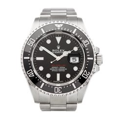 Rolex Sea-Dweller Anniversary Stainless Steel - 126600