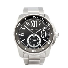 Cartier Calibre Stainless Steel - W7100057