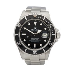 Rolex Submariner Stainless Steel - 16800