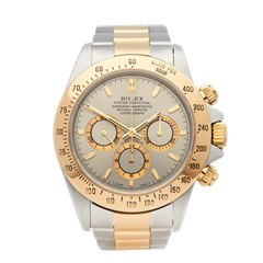 Rolex Daytona Stainless Steel & 18K Yellow Gold - 16523