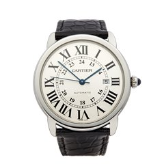 Cartier Ronde Stainless Steel - W6701010