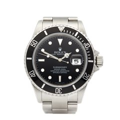 Rolex Submariner Stainless Steel - 16610LN