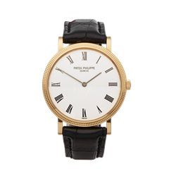 Patek Philippe Calatrava 18K Yellow Gold - 5120