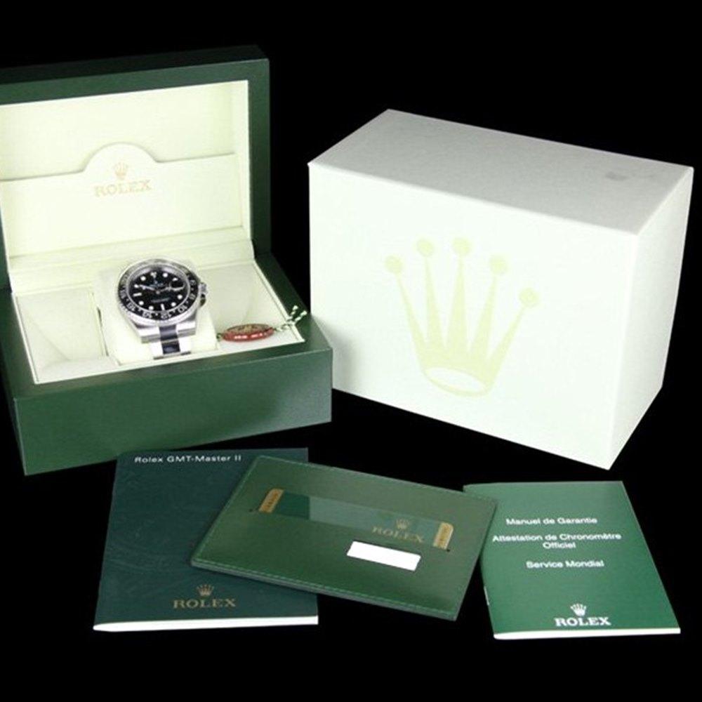 Rolex GMT-Master II Stainless Steel 116710 LN