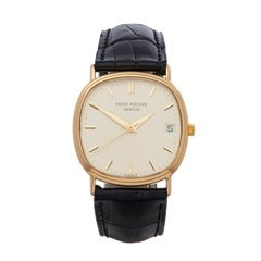 Patek Philippe Ellipse 18K Yellow Gold - 3734
