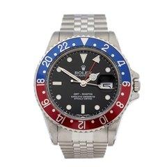 Rolex GMT-Master Pepsi Stainless Steel - 16750
