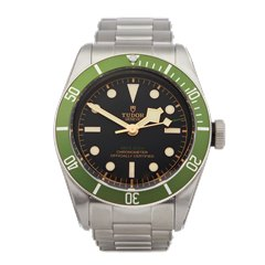 Tudor Black Bay Harrods Stainless Steel - 79230G