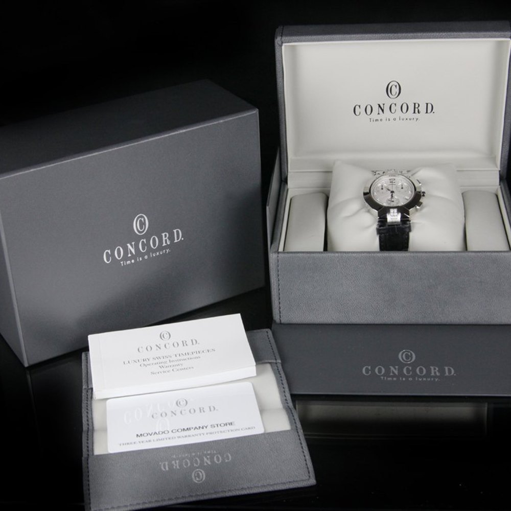 Concord La Scala Stainless Steel 0310615