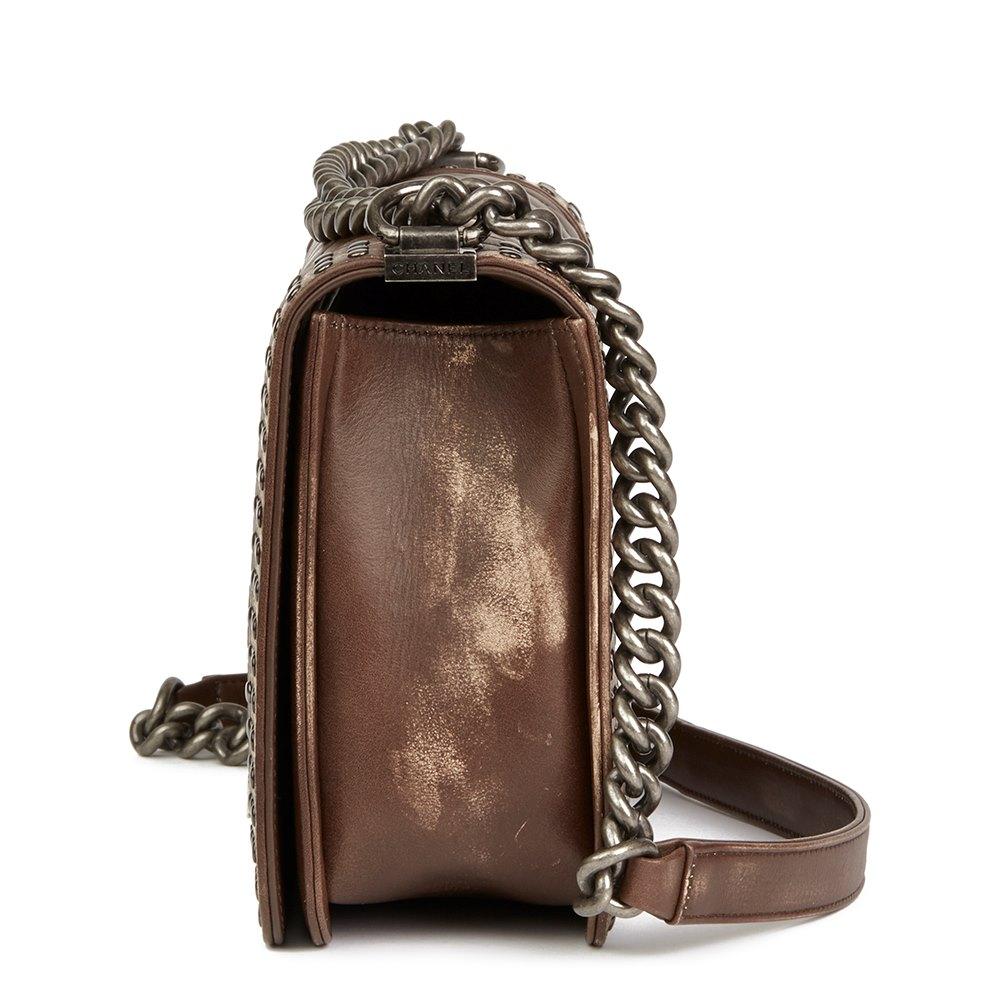 a6f2f0b5630 Chanel New Medium Le Boy 2014 HB2112 | Second Hand Handbags | Xupes