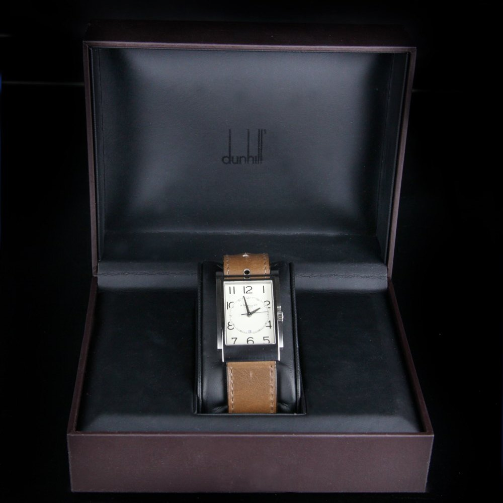 Dunhill D Type Stainless Steel DQ3002AM