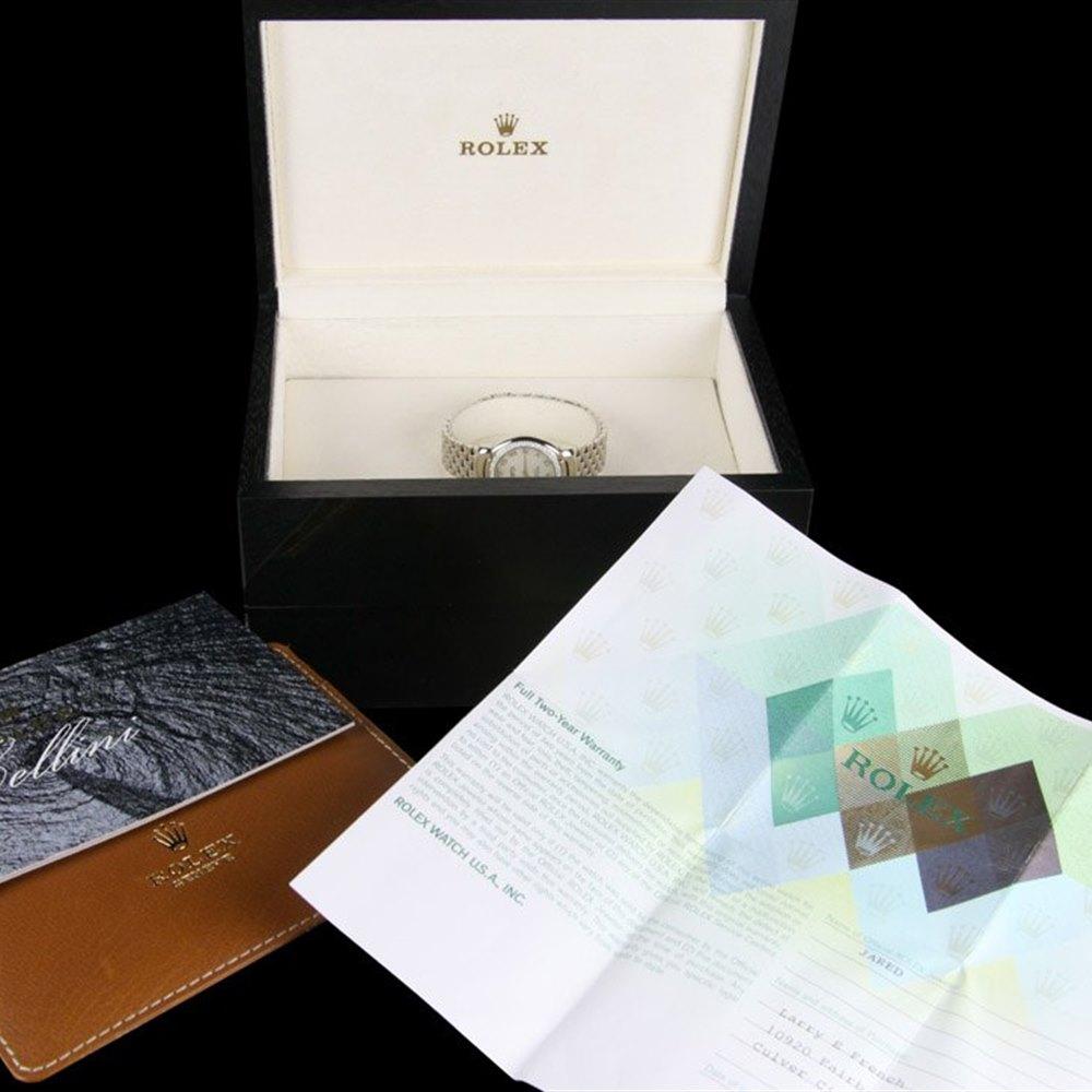 Rolex Cellini CellissIma 18k White Gold 6671.9.211MR