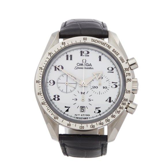 Omega Speedmaster Chronograph White Gold - 3657.20.31