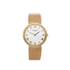 Patek Philippe Calatrava 18K Yellow Gold - 4819/005