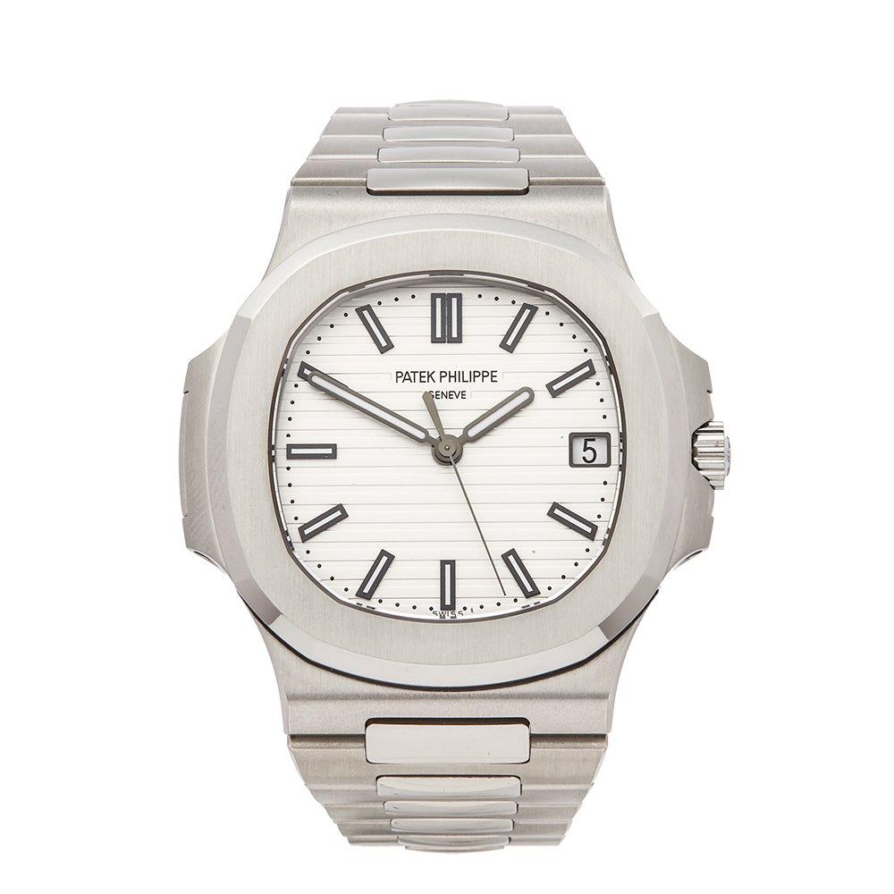 Patek Philippe Nautilus 5711 1a 2018 Com1816 Second Hand Watches