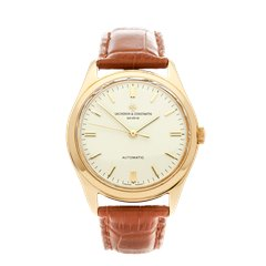 Vacheron Constantin Vintage 18K Yellow Gold - 4870