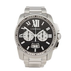 Cartier Calibre Stainless Steel - W7100061
