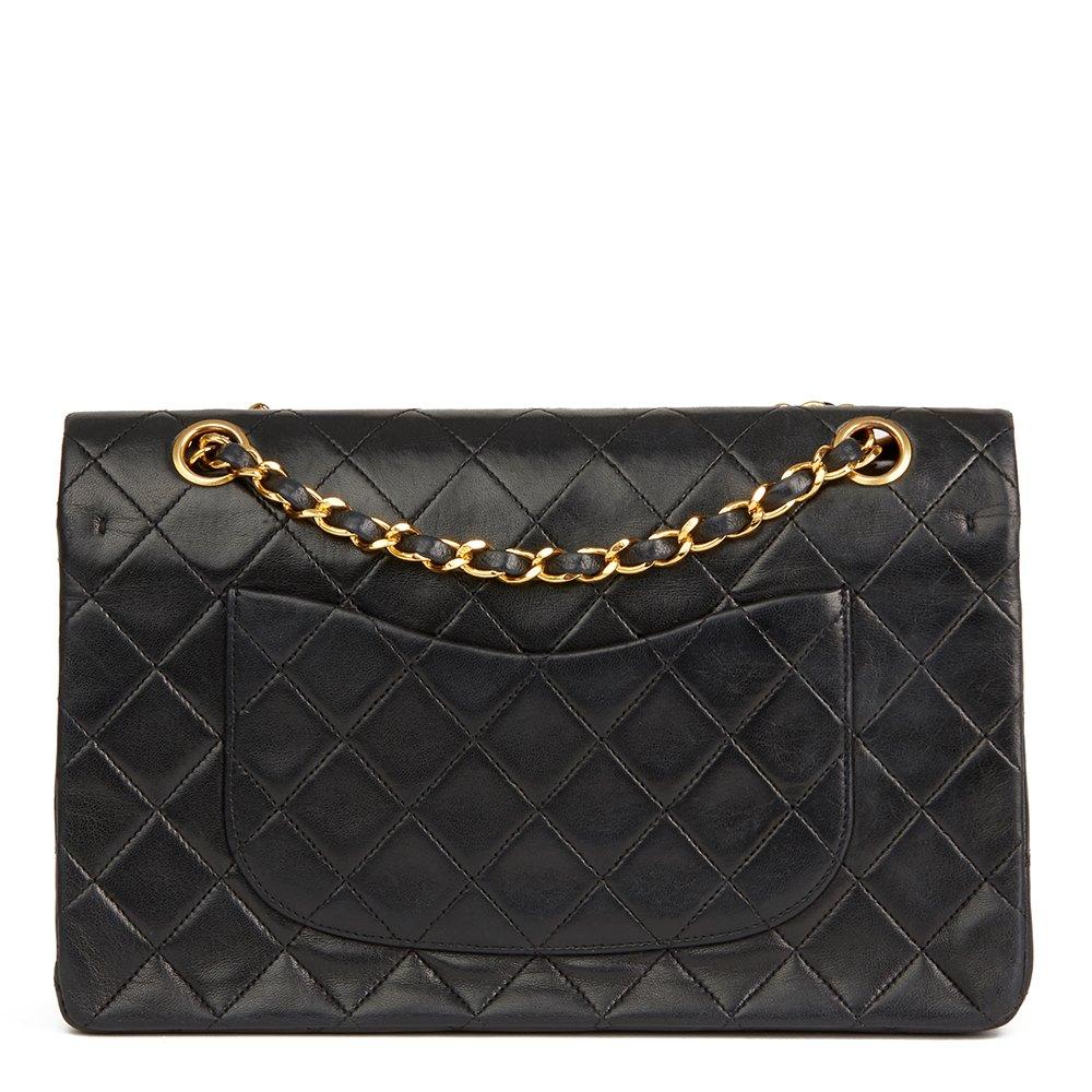 da57220b75ce Chanel Medium Classic Double Flap Bag 1989 HB2138 | Second Hand Handbags