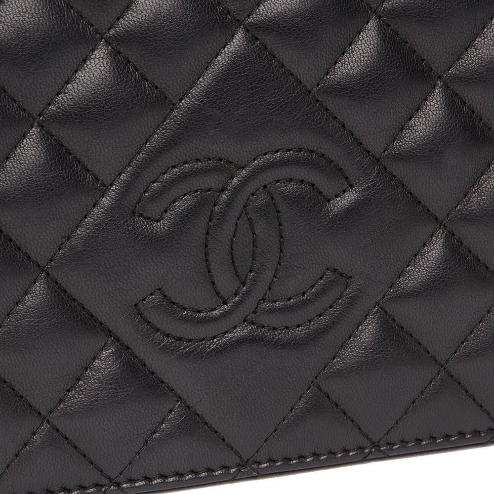 479802bdccea Chanel Diamond CC Wallet-on-Chain 2013 HB2161 | Second Hand Handbags
