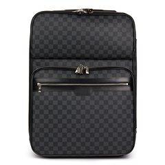 Louis Vuitton Graphite Damier Coated Canvas Pégase Légère 55 Business