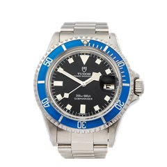 Tudor Submariner Snow Flake Stainless Steel - 9411/0